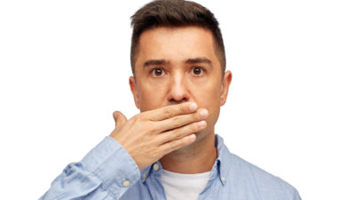 8 consejos para no sufrir mal aliento