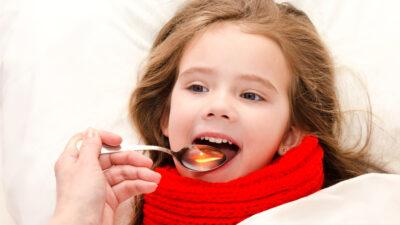 Los jarabes infantiles y la importancia de la limpieza dental