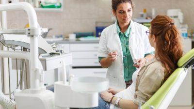 Pericoronaritis: infección en las encías